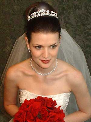 Wedding Hair Style 2010
