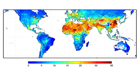 7cb4aa814con map.jpg New Map Shows Air Pollution Throughout the World
