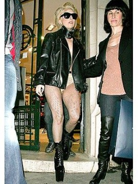 76e898de3d00x400.jpg 270x360 Lady Gaga Sells Out, Puts on Pants in Paris