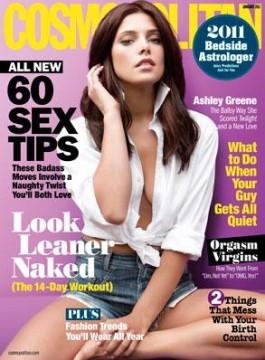 bab1ed96a393x398.jpg 265x360 Ashley Greene, Cleavage Cover Cosmopolitan