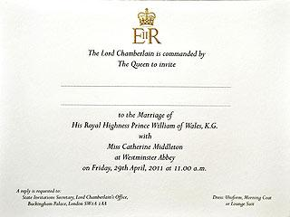 5092b5b7f2205439.jpg Kate Middletons Wedding Invitation