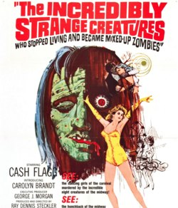 c653c965edres250.jpg DVD: The Incredibly Strange Creatures Who May Have the Most Outrageous Movie Title Ever