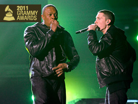 d7252865fd81x211.jpg Eminem And Dr. Dre Perform I Need A Doctor At Grammys
