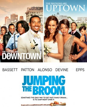 b837c024b8poster1.jpg1 296x360 For Richer Or Poorer: Jumping The Broom (Photo Gallery)