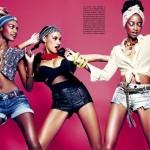 "25a08a4f7050x150.jpg Vogue Italia's All Black Model Fashion Spread: ""Jump & Smile"" [PHOTOS]"
