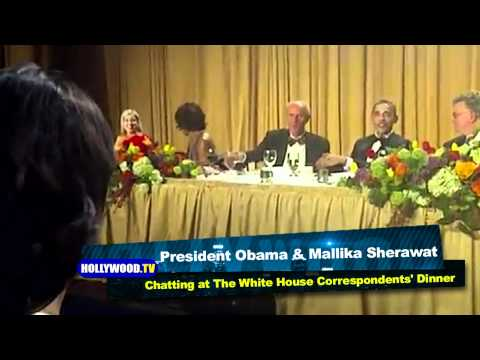 f376aca07c0.jpg Bollywood Star Mallika Sherawat chatting with President Barack Obama