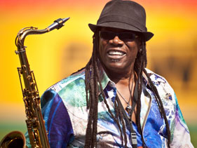 1686d054fe81x211.jpg Clarence Clemons, Sax Player For Lady Gaga, Bruce Springsteen, Suffers Stroke