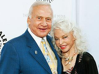 2034a6406f200547.jpg Buzz Aldrin and Lois Driggs Cannon Divorce