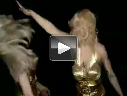"7e3f2616502297 1.jpg Weird Al Spoofs Lady Gaga in ""Perform This Way"" Video: First Look!"