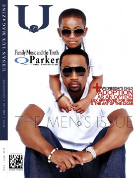 "cf7e57cdader web.jpg 278x360 Some Evening Handsome: Q Parker Covers Urban Lux Magazine's ""Men's Issue"""