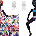 "decd9232ef50x1501.jpg1 FRESH FACES: Tina J's Brightly Hued ""Heat Wave"" For Elle [PHOTOS]"