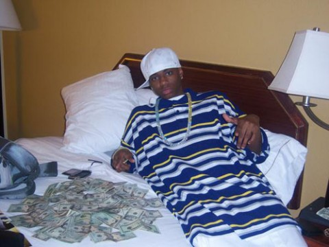 46ad4c2f80y cash.jpg 480x360 You Can't Be Serious: Soulja Boy Dropped $55 Million On          For His Birthday