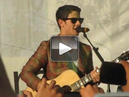 8558223fc27949 1.jpg Joe Jonas Covers Lady Gaga!