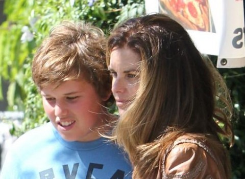 dca41945b009x372.jpg 480x350 Maria Shriver, Arnold Schwarzenegger Issue Joint Statement on Injured Son; Prognosis Good